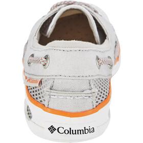 Columbia Vulc N Vent Boat Canvas Zapatillas Mujer, cool grey, jupiter